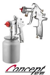 Suction Feed Air Spray Gun Air Gunsa AZ1HTE Concept