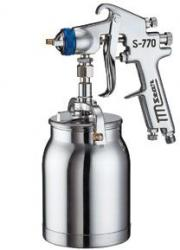 Suction Feed Air Spray Gun Star S-770 Classic