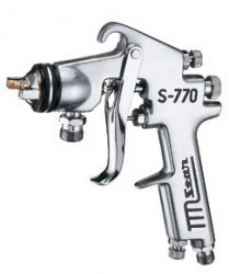 Pressure Feed Spray Gun Star S-770P S-770-01P 1.5mm